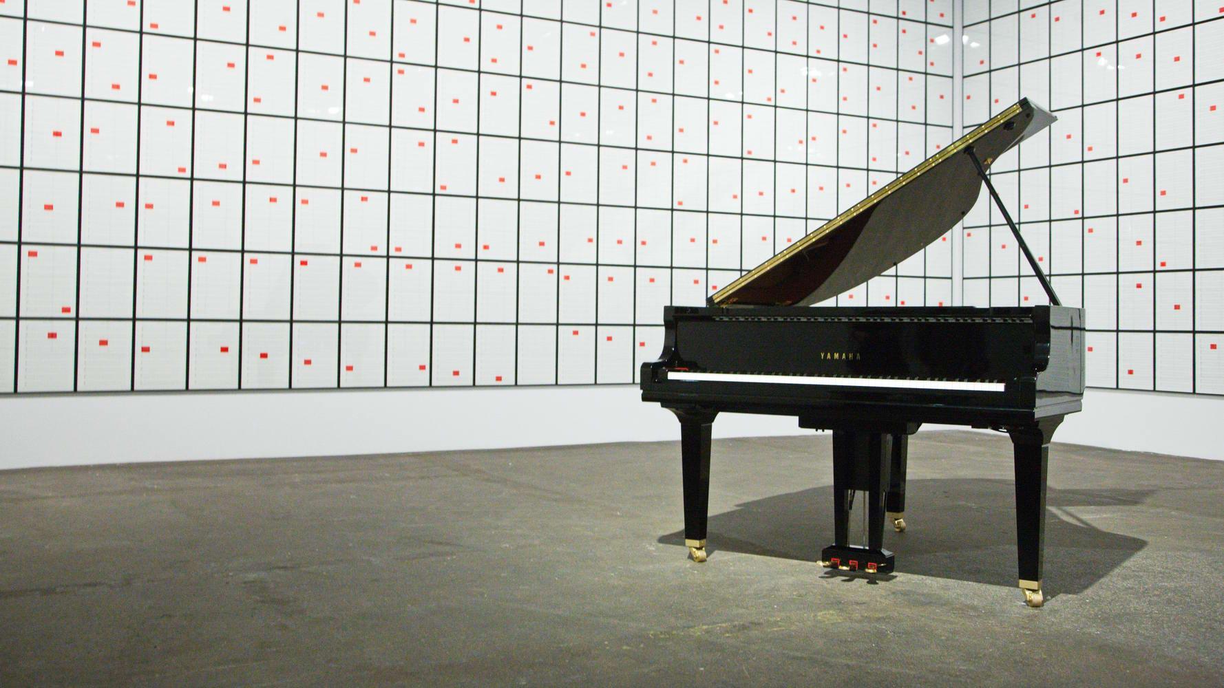 Ausstellungseröffnung - Dieter Roth und die Musik © AntheZ Fotografie